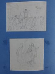 Old Master Drawings Book Swiss Art