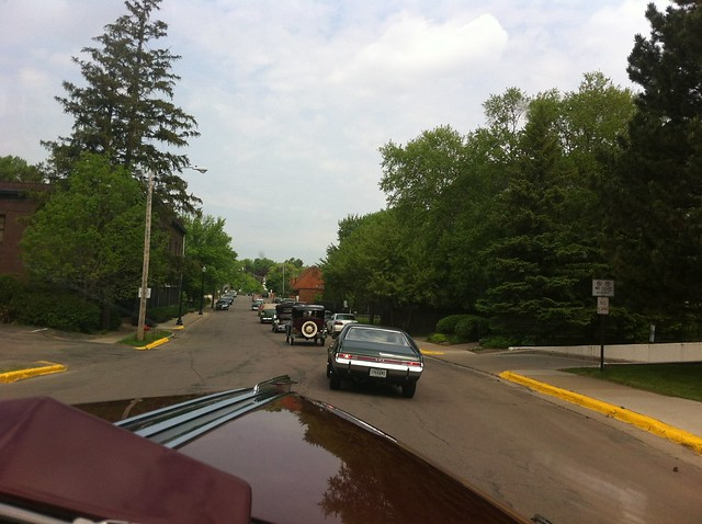 2014 10,000 Lakes Concours d'Elegance Saturday Cruise