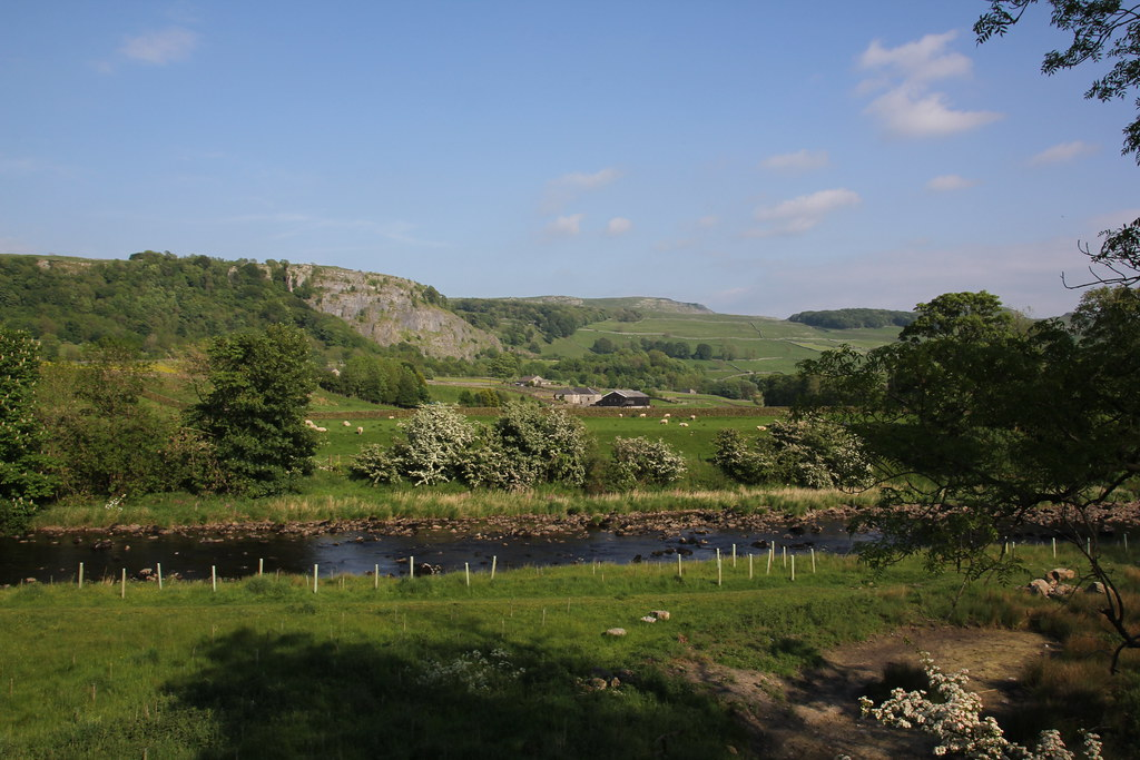 stainforth, stainforth force, catrigg force, river ribble, upper winskill, lower winskill