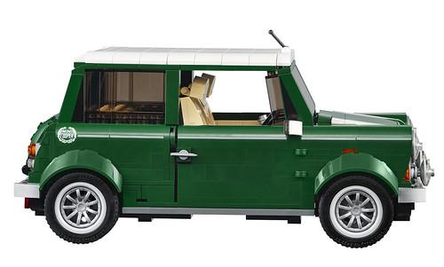 LEGO 10242 MINI Cooper 09