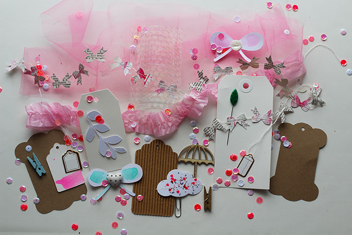 happy day embellishment kit