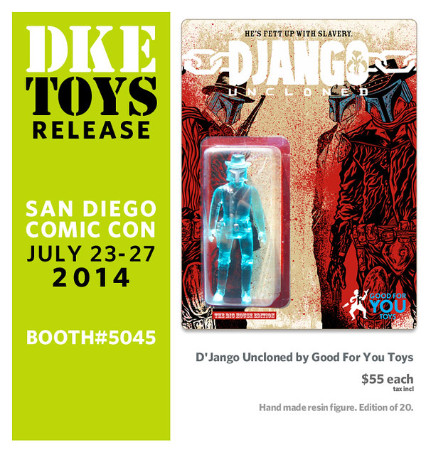 D'Jango Uncloned by Good For You Toys