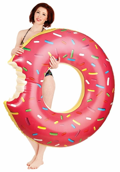 Mmmm, Donut Pool Float from ModCloth