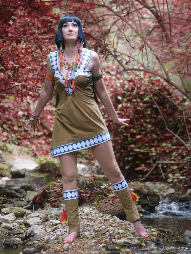 related image - Shooting Yuuko Ichihara - XxxHOLiC -  Vallée de Saint Pons - P1850617