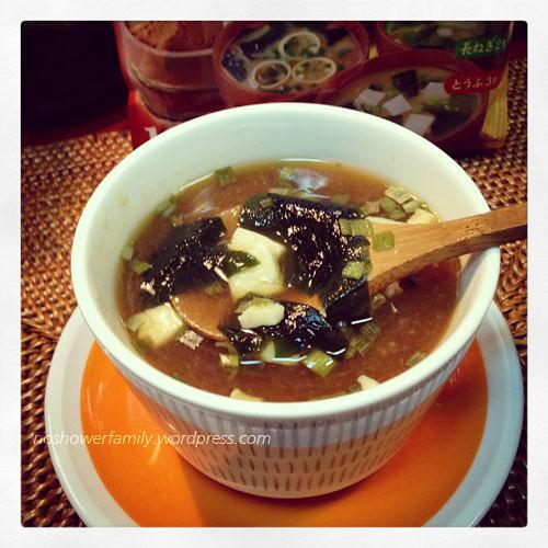 HIKARI-Instant soup-miso soup