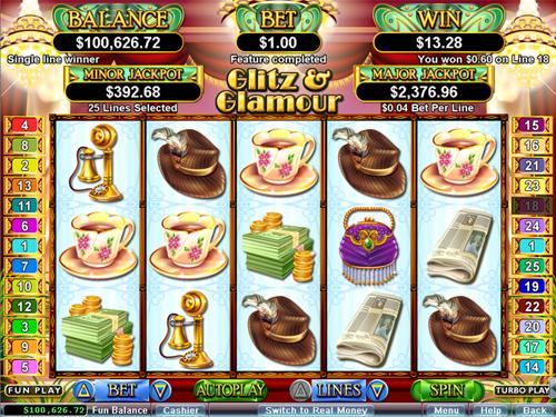 free Glitz & Glamour free games
