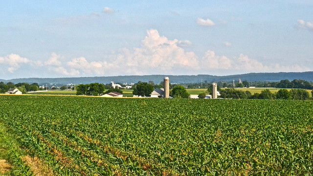 AMish Farm - Amish Tour - Lancaster County PA