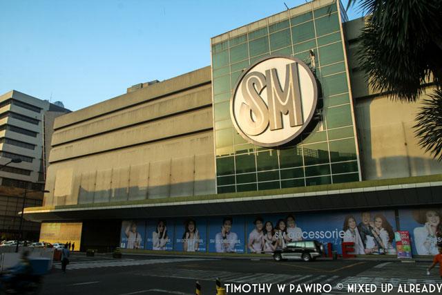 Asia - Philippines - Manila - SM Mall