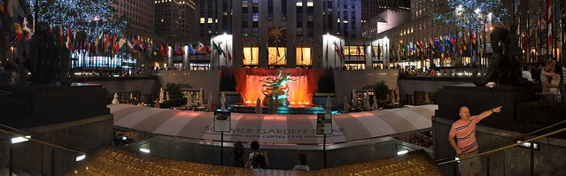 Rockefeller Center - New York - USA