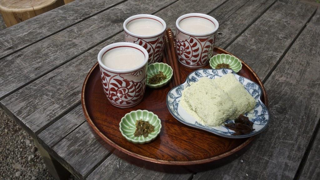 Amazake fermented rice