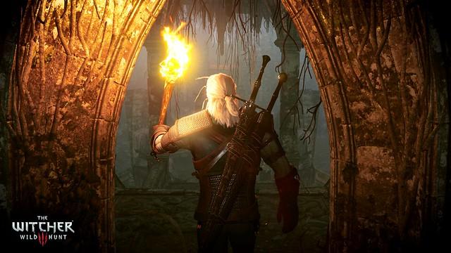 Witcher 3 Wild Hunt E3 2014
