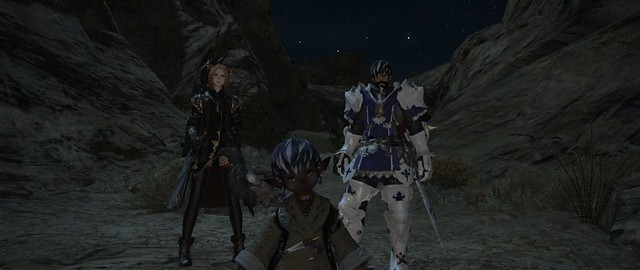 Final Fantasy XIV: A Realm RebornFinal Fantasy XIV: A Realm Reborn — Neal and Friends