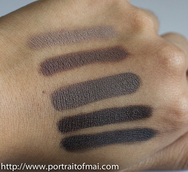 nyx eyebrow gel review (1 of 4)