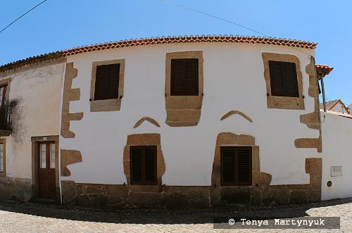 29 - провинция Португалии - маленькие города, посёлки, деревушки округа Каштелу Бранку