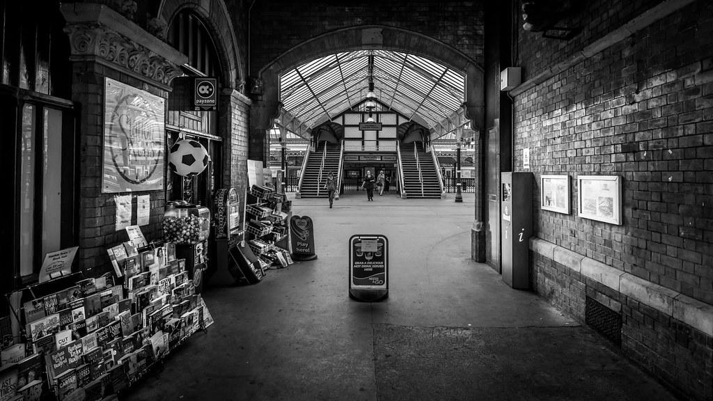 tynemouth station1