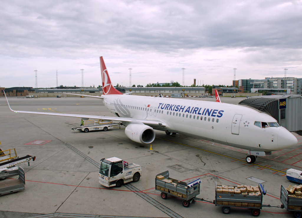 TC-JVB - B738 - Turkish Airlines