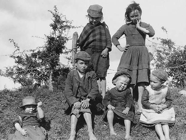 Los 800 niños arrojados a la fosa séptica de Tuam, otro mito sobre la malvada [católica] Irlanda