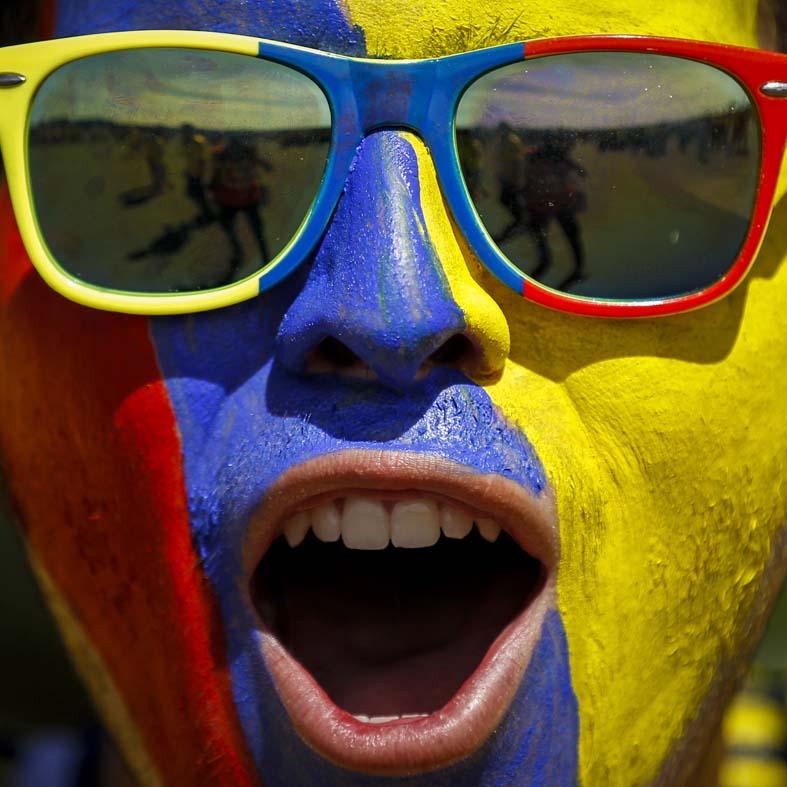 (1)BRASIL-BRASILIA-MUNDIAL 2014-COLOMBIA VS COTE D IVOIRE