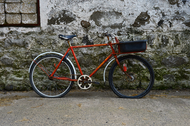 Pashley Postal Bike