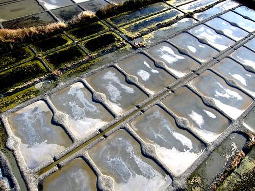 de nouvelles photos aériennes des marais salants de Guérande 14464171201_7ec4de398a