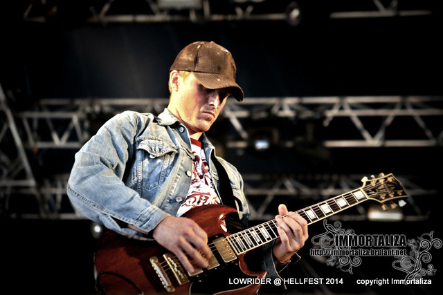 LOWRIDER @ HELLFEST OPEN AIR 22TH JUNE 2014 VALLEY STAGE 14512400446_340a459572_z