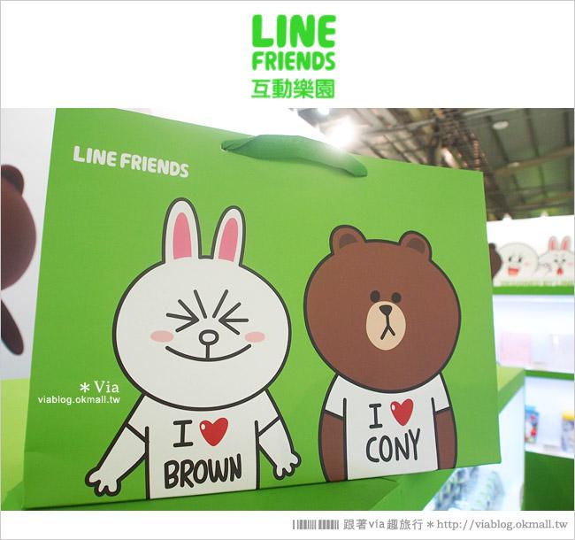 【台中line展2014】LINE台中展開幕囉!趕快來去LINE FRIENDS互動樂園玩耍去!(圖爆多)75