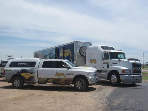 Z Crew: New Holland truck