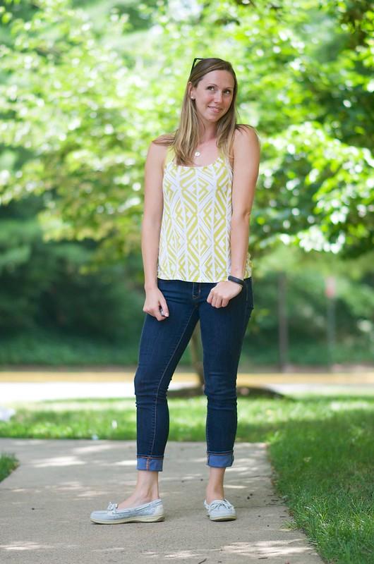 jeans in july 8