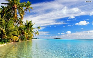 Paradise Beach Hd Wallpaper | by dilip_bagdi2005