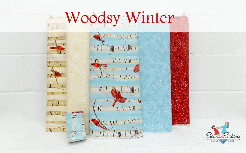 Woodsy Winter Giveaway MR01
