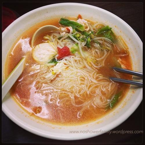 越南料理-蕃茄米線