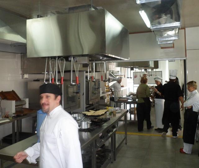 Día 2. Encuentro gastronómico argentino canadiense en Buenos Aires, Argentina