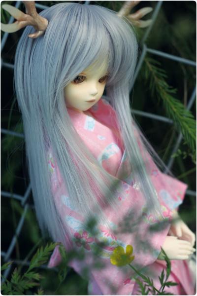 Pink yukata III