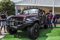 Jeep Wrangler Deranged