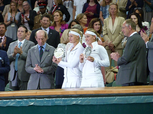 Runners-up - Babos & Mladenovic