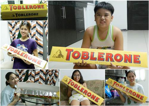 toblerone-giant-bar,toblerone chocolate bar, 4.5 kg giant bar