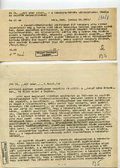 087. A Magyar Távirati Iroda tudósítása Habsburg Ottó Bécsben megjelent cikkéről