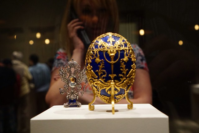 Oeuf Fabergé au MBAM  (Photo 2)
