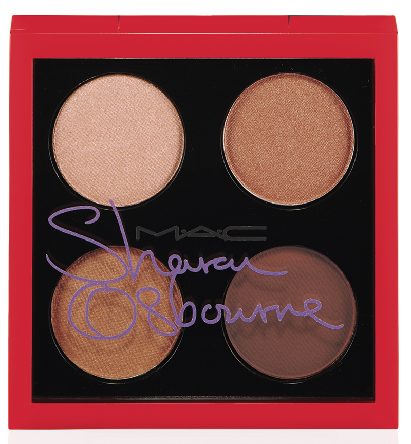 Sharon Osbourne EYESHADOW - DUCHESS QUAD