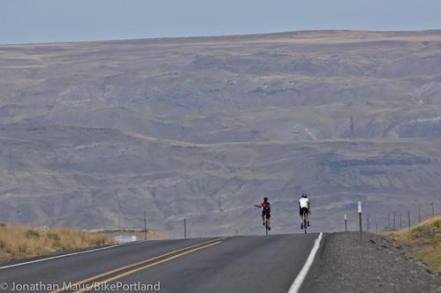 Treo Bike Ranch trip day 3 - Hardman to Columbia River-37