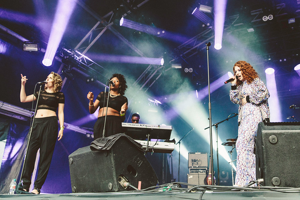 JJess Glynne @ Somerset House, London 14/07/14ess-Glynne-405-372014