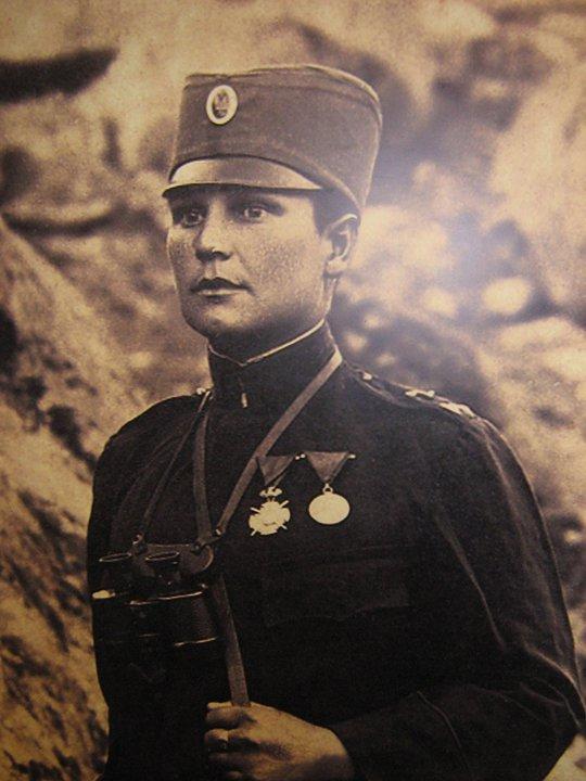 Milunka_Savić