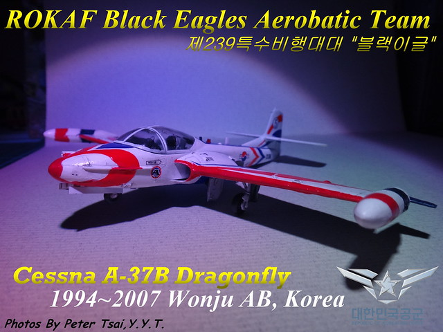 A-37B Black Eagles Cover