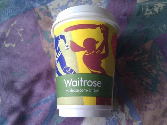 waitrose cricket