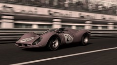 open-wheel car(0.0), vintage car(0.0), race car(1.0), automobile(1.0), porsche 910(1.0), vehicle(1.0), automotive design(1.0), porsche 906(1.0), land vehicle(1.0), supercar(1.0), sports car(1.0),