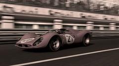 race car, automobile, porsche 910, vehicle, automotive design, porsche 906, land vehicle, supercar, sports car,