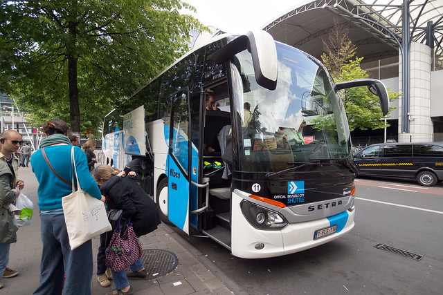 day 4 brussel bus