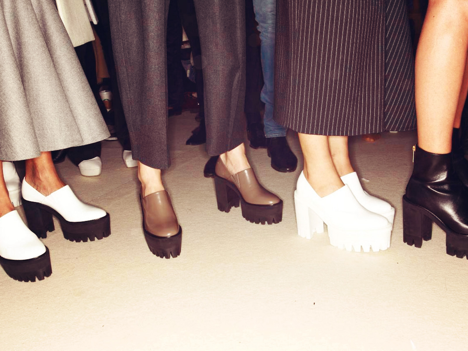 Stella McCartney Platforms