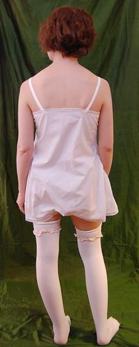 1920s Tennis Dress 3