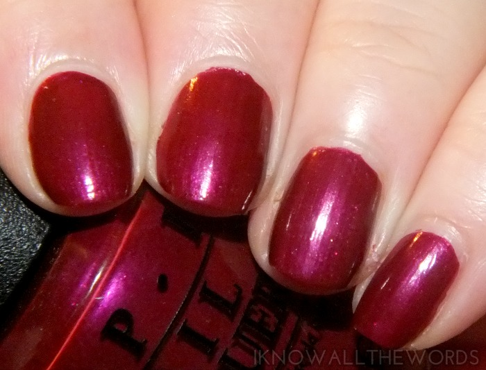 OPI Nordic collection- thank glogg it's friday! (5)